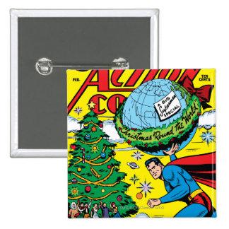 Action Comics #93 Button