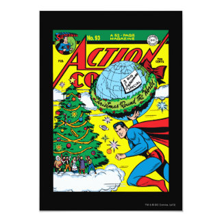 Action Comics #93 Card