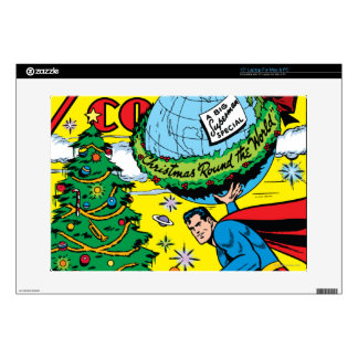 """Action Comics #93 Decals For 15"""" Laptops"""