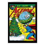 Action Comics #93 Greeting Card