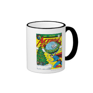 Action Comics #93 Ringer Mug