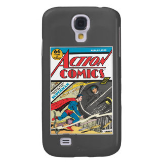 Action Comics - August 1939 Galaxy S4 Cover