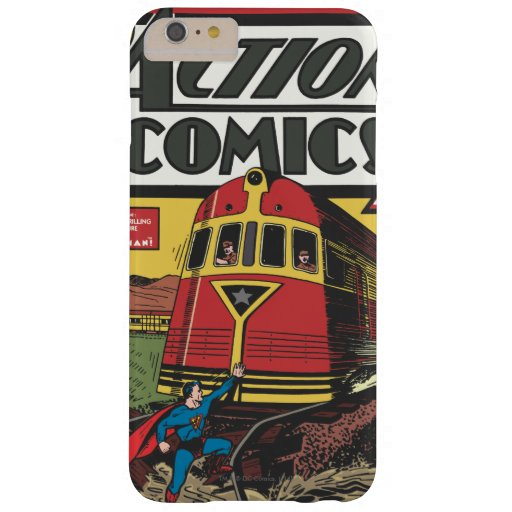Action Comics - June 1939 Barely There iPhone 6 Plus Case