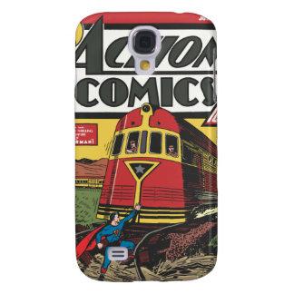 Action Comics - June 1939 Galaxy S4 Cover