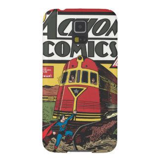 Action Comics - June 1939 Galaxy S5 Cover