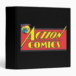 Action Comics - Superman Binders