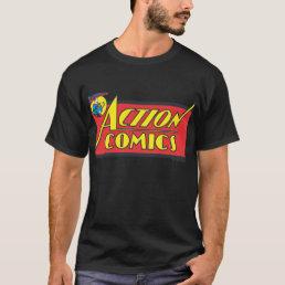 Action Comics - Superman T-Shirt