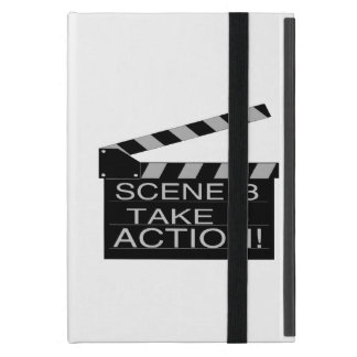 Action Directors Clapboard Case For iPad Mini