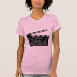 Action Directors Clapboard Tee Shirt