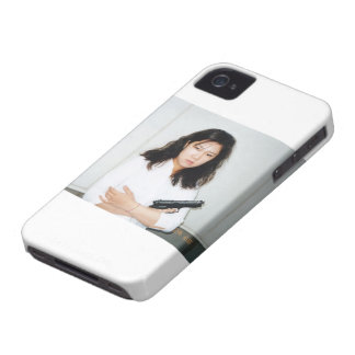 Action Girl Iphone 4 Case