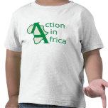 Action in Africa Kids Tee