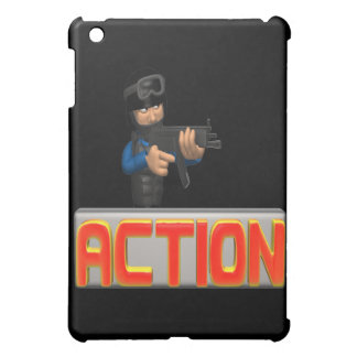 Action iPad Mini Cover