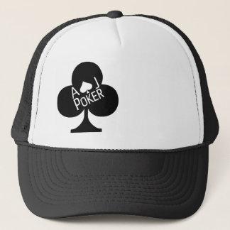 Action Junkie Poker's Trucker Hat 2
