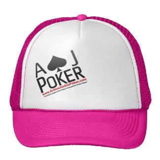 Action Junkie Poker's Trucker Hat 2 Trucker Hat