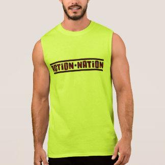 Action nation sleeveless shirt