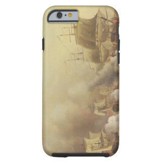 Action Off the Cape of Good Hope, March 9th, 1757 Tough iPhone 6 Case