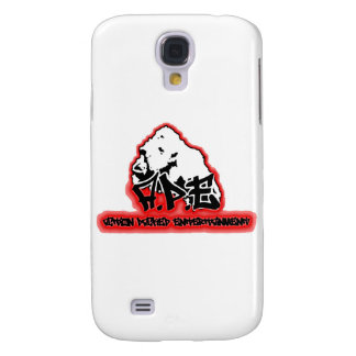Action Packed Entertainment Galaxy S4 Case