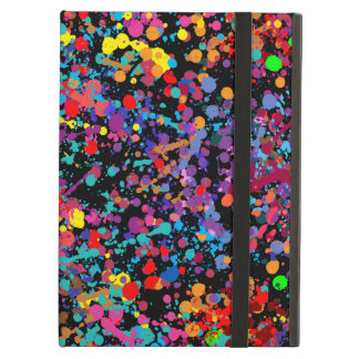 Action Painting Splatter Art iPad Air Covers