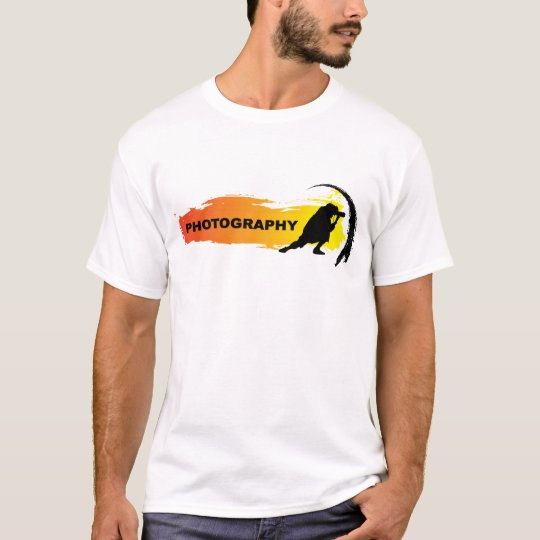 Action Photography T-Shirt