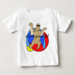 Action Sloth Colored T-shirt