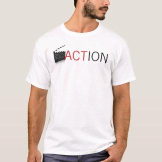 ACTION Wearable art T-Shirt