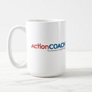 ActionCOACH Centered Logo Coffee Mug