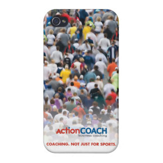 ActionCOACH iPhone 4 Case-Glossy Cases For iPhone 4