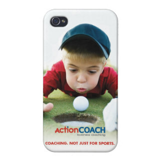 ActionCOACH iPhone 4 Case-Glossy Covers For iPhone 4