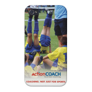 ActionCOACH iPhone 4 Case-Glossy iPhone 4/4S Case
