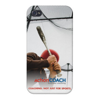 ActionCOACH iPhone 4 Case-Glossy iPhone 4 Cases