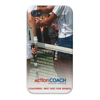 ActionCOACH iPhone 4 Case-Glossy iPhone 4 Covers