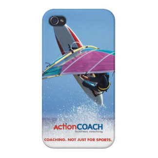 ActionCOACH iPhone 4 Cover