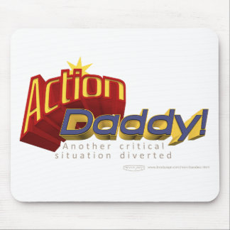 ActionDaddy!: Another critical situation diverted Mouse Pad