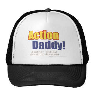 ActionDaddy!: Another critical situation diverted Trucker Hat
