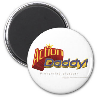 ActionDaddy!: Preventing disaster Magnet