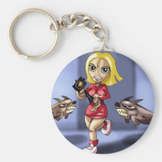 ACTIONred013 Keychains