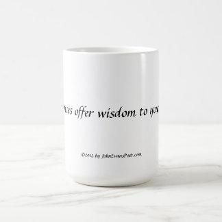 Actions and Consequences Coffee Mug