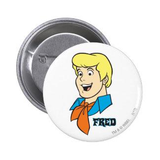 Actitud 06 de Fred Pin Redondo 5 Cm