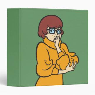 """Actitud 11 de Velma Carpeta 1 1/2"""""""