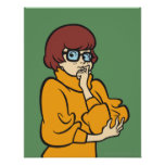 Actitud 11 de Velma Póster