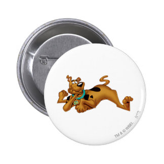 Actitud 13 del aerógrafo de Scooby Doo Pin Redondo 5 Cm
