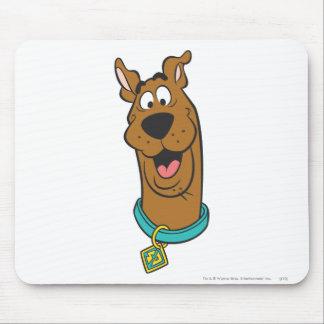 Actitud 14 de Scooby Doo Tapete De Ratón