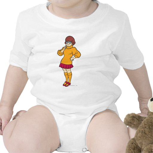 Actitud 15 de Velma Camiseta