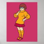 Actitud 15 de Velma Póster