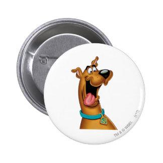 Actitud 15 del aerógrafo de Scooby Doo Pin Redondo 5 Cm