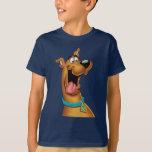 Actitud 15 del aerógrafo de Scooby Doo Playera
