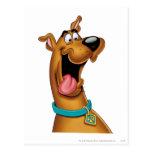 Actitud 15 del aerógrafo de Scooby Doo Tarjeta Postal