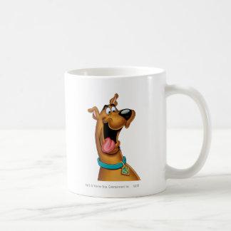 Actitud 15 del aerógrafo de Scooby Doo Taza De Café