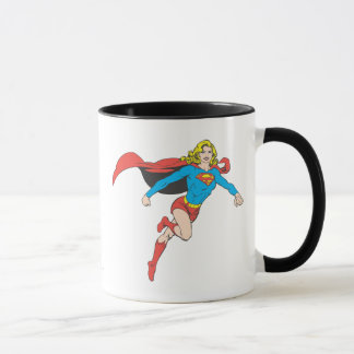 Actitud 1 de Supergirl Taza