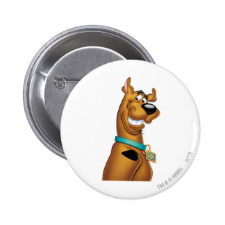 Actitud 22 del aerógrafo de Scooby Doo Pin Redondo 5 Cm